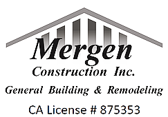 Logo Mergen Construction Inc